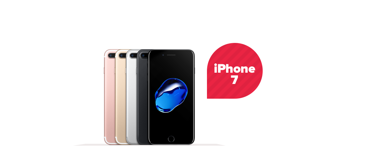 iPhone 7 24 Ay Taksitle TEKNOSACELL'de!